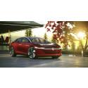 Verdenspremiere på Genève Motor Show: I.D. Vizzion - fremtidens luksussedan