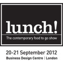 lunch! 2012 exhibitor show highlights: Drinks, Equipment & Packaging