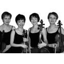 Dominantkvartetten - fyra ryska stråkar turnerar i Västsverige