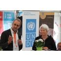 Folkemøde: Kirkelige organisationer satte fokus på Verdensmål og værdier