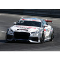 Larsson clinches best result in Audi Sport TT Cup