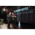 Nærmere 1700 vil jobbe på Clarion Hotel Oslo i Bjørvika