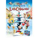 Festlig på isen med Musse Pigg och hans  vänner i Disney On Ice Let's Celebrate