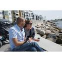 Tyskar går om danskar som vanligaste besökare till Malmö