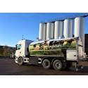 God flyt i biogassmarkedet