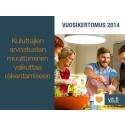 YIT:n vuosikertomus 2014 julkaistu