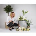 Konstgjorda blommor och växter in i finrummen– By Faux hämtar inspiration från modeindustrin och utmanar branschen