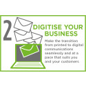 Digitising your business, at your customers' pace