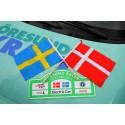 Elbilsrally runt Öresund