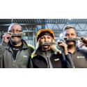 Beijer Byggmaterial ger julgåva till Mustaschkampen