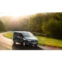 Nye Ford Transit Connect med kraftig redusert drivstofforbruk