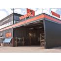 Flest Vianor Industrial anläggningar i Sverige