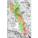 Karta över vattenskyddsområde