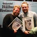 Umeå-restauranger prisade för hållbarhetsarbete