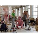 Open Art tillbaka med ungdomsprojekt i ny skrud