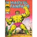 "Canvastavla ""Marvel The Hulk"""