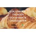 Frukostmöte: Konjunktur, trender och nybakta croissanter