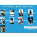 De nomineras till utmärkelsen Årets Postcyklist