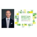 SPP Fastigheter nominerade i BREEAM Awards 2020