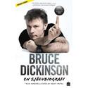 """Succé så in i Norden för Bruce Dickinsons rosade självbiografi """"What does this button do""""!"""