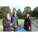 Sollentuna kommun får pris för Årets cykelprestation