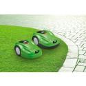 Prisbelönt robotklippare får vassa uppföljare – Nya iMow anpassad för den mindre gräsmattan.