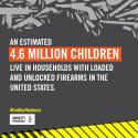 USA: Vapenvåld har blivit till en människorättskris