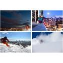 Sparen beim Skiurlaub in Utah