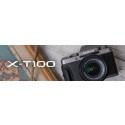 FUJIFILM X-T100 – Näytä minulle maailmasi!