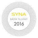 Kommunpriset Bästa Tillväxt 2016 delas ut 16/11