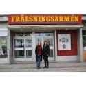 Frälsningsarmén i Jönköping  öppnar behandlingshem för ungdomar