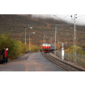 Pressinbjudan: Demonstration av slitagemätning på järnvägsräls