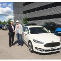 Ford Mondeo Vignale on Aleksander Barkovin autovalinta