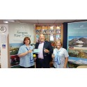 Fred. Olsen awards first travel agent with free cruise in 'Big Fred. Olsen Giveaway' promotion
