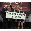 Stora Segerstad Naturbrukscentrum är årets bästa skola för unga företagare