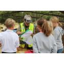 Falsterbo Birdshow satsar på barnen när fågelmässa ställs in på grund av covid-19
