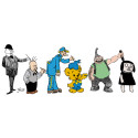 Ny serieavdelning och utställning om Sveriges seriehistoria på Ängelholms stadsbibliotek