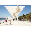 Málaga ökar med 100 procent