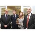 Taxman scoops graduate recruitment award