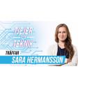 Tjejer och Teknik: Sara Hermansson