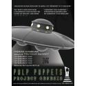 Pulp Puppets Project Genesis på Tekniska Museet