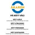 På rätt väg med Åkaren Sverige AB