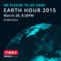 Timex Lights Up Earth Hour 2015 with INDIGLO® Night-Light