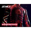 Hvordan påvirker 2XU Kompression din evne til at træne Hjertet - HEART NOT HYPE