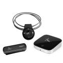 Nya märkesoberoende Bluetooth-hjälpmedel för hörapparat