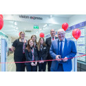 Weston Super Mare optician addresses 'thief of sight' during relaunch event