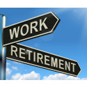 Combining work with partial retirement