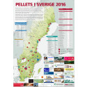 Pellets i Sverige 2016