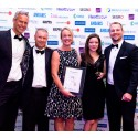 """Isansys Wireless Patient Monitoring Technology Wins Business Award For Making a """"Real Difference to People's Lives"""""""