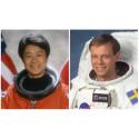 PRESSINBJUDAN: Möt Japans första kvinna i rymden Chiaki Mukai och Christer Fuglesang